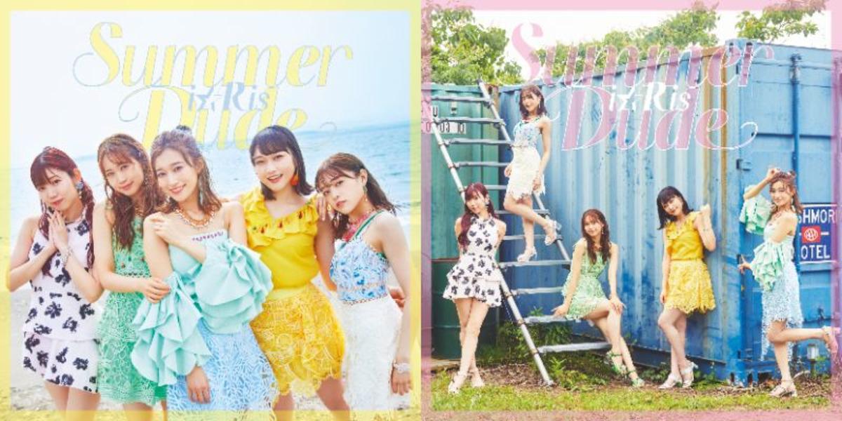 20th SINGLE「Summer Dude」発売記念 オンラインイベント!<チェキチャ!>を使ったトーク&ソロショット撮影会!